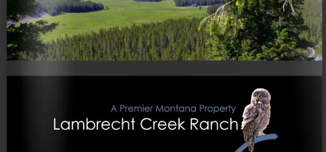Lambrecht Creek Ranch